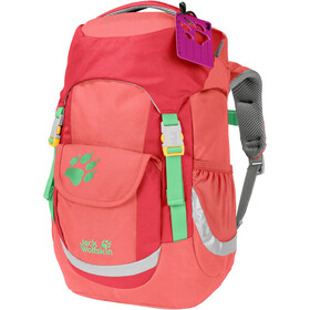 Jack Wolfskin Explrr 16 Backpack Kids, desert rose